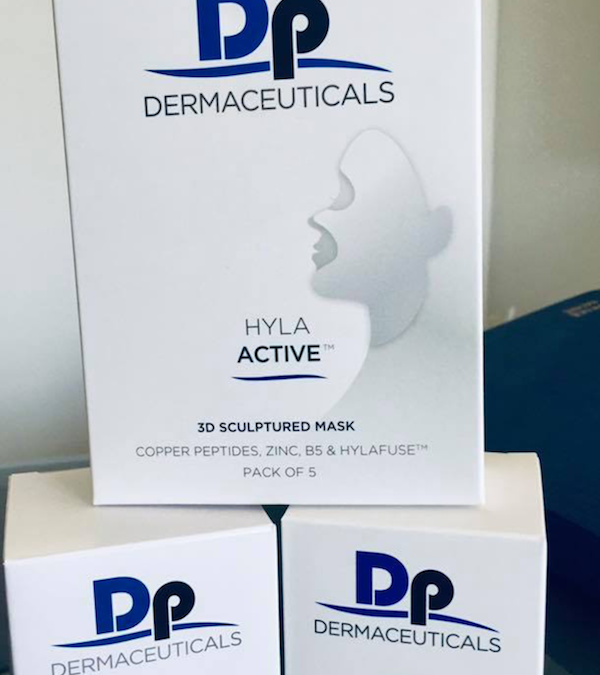 DP Dermaceuticals Ruth Crawley Beauty